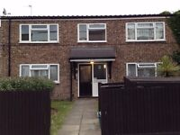 Ground floor two bed flat, needing three bed property