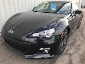 2015 Subaru BRZ Sport-tech WICKED MANUAL EDITION COUPE WITH F...