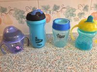 4 kids cups