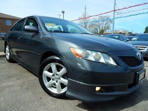 2007 Toyota Camry SE | LEATHER.ROOF | TOYOTA SERVICED
