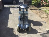 Mobility scooter excellent condition .