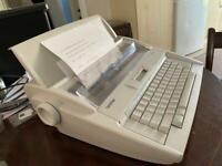 Typewriter Brother AX-330