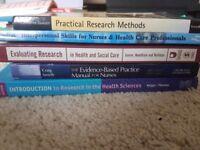 Evidenced Based Nursing Practice Textbooks