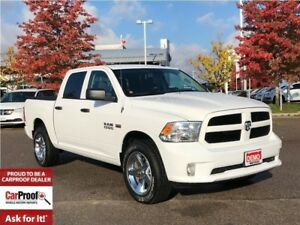 2017 Ram 1500 *4X4*CREW*EXPRESS*U CONNECT 5 SCREEN*20 ALLOYS