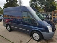 Ford Transit 2.2 TDCi Duratorq 280 Medium Roof Van 5dr (SWB) A/C WORKS,6 SPEED, DRIVES GOOD