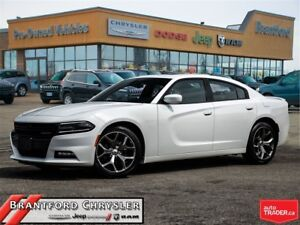 2017 Dodge Charger SXT~Sunroof~Navigation~Heated Seats~