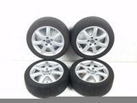 """Honda Civic MK8 2006-2011 17"""" Alloy Wheels With Tyres 225 45 R17 114.3x5 Ref 4"""