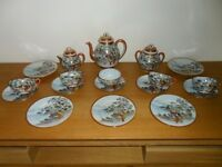 Satsuma Tea Set