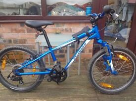 Boys specialized mountain bike excellent condition front suspension hotrock edition top spec