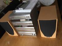 Denon Hi Fi Separates & Mission M71i Speakers ... excellent condition
