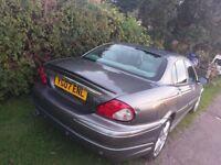 Jaguar X type 2.2 Diesel Sport