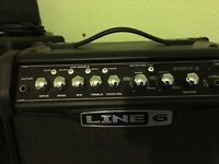 Line 6 spider guitar amplifier. £30