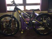 Kona Endurance Bike - £1700 bike - small frame