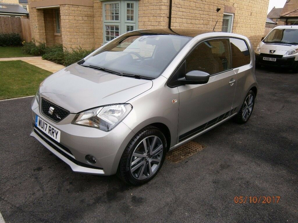 2017 seat mii fr line only covered 96 miles only 3 years. Black Bedroom Furniture Sets. Home Design Ideas