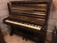 Piano - Crane & Sons - Upright