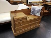 Pine hall bench* free furniture delivery*