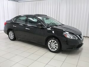 2018 Nissan Sentra NOW THAT'S A DEAL!! SV SEDAN w/ HEATED FRONT