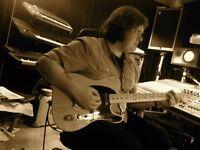 Guitarist/vocalist for originals project