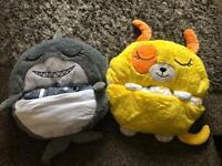 Happy nappers sleeping bag