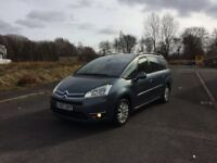 2007 CITREON C4 GRAND PICASSO HDI EXCLUSIVE HPI CLEAR 1 OWNER FULL SERVICE HISTORY 2 KEYS PX WELCOME