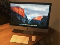 "*REDUCED* Apple iMac 27"", 3.1 GHz Intel i5, 16GB RAM, 1TB HDD, 1GB Graphics"