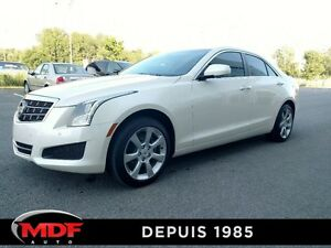 2014 Cadillac ATS AWD Luxury 2.0L Turbo d'occasion