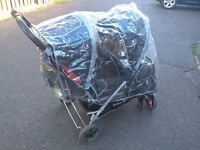 Safety First Duodeal Tandem Pushchair
