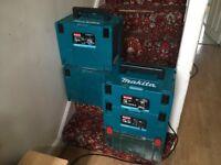 Makita tool boxes