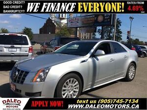 2012 Cadillac CTS 3.0L AWD PANORAMIC ROOF LEATHER