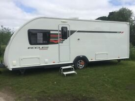 Sterling Eccles Histyle 584 2014 in lovely clean condition