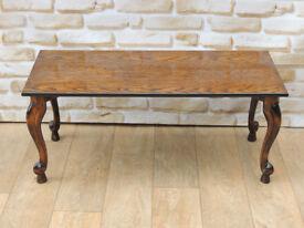 Oak unique coffee table (Delivery)