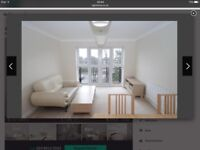 Newly deco two bed room flat in beckenham private two parking space