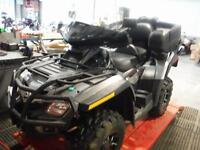 2012 Can-Am OUTLANDER 800 XT