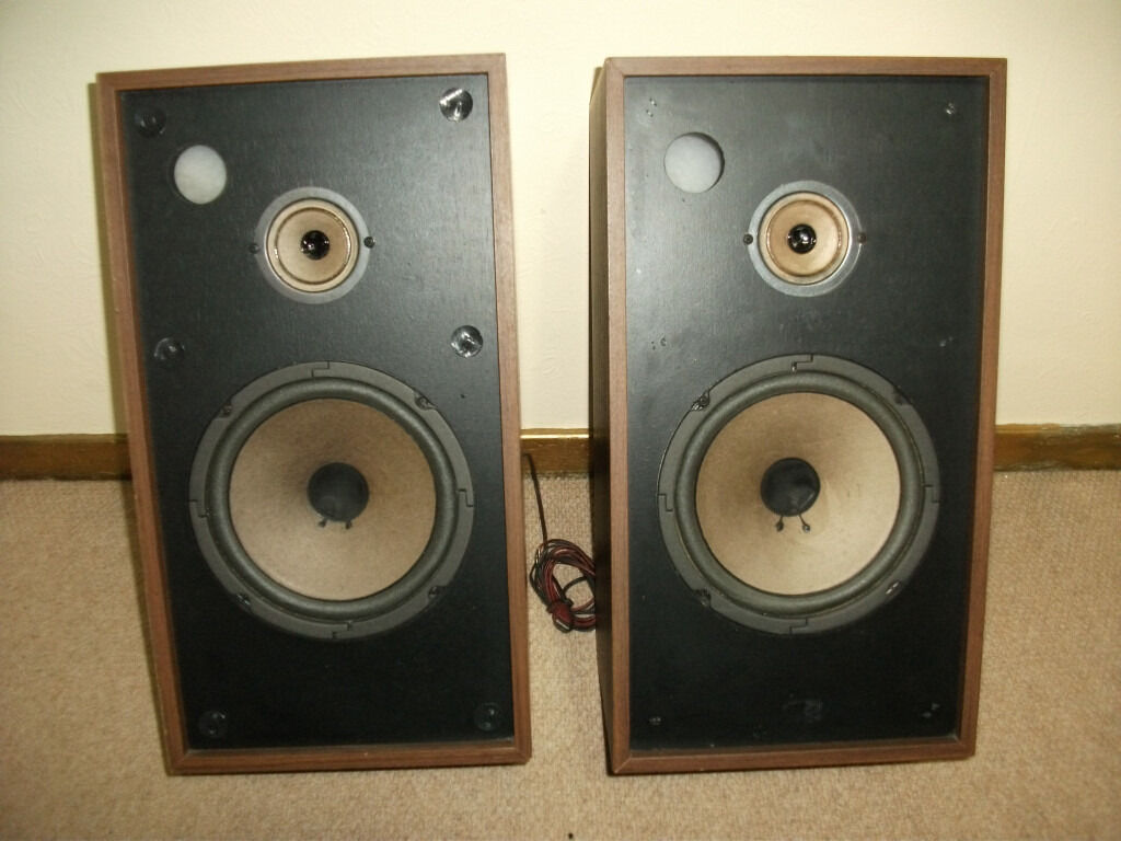 vintage pioneer hifi speakers 1970s in coalville. Black Bedroom Furniture Sets. Home Design Ideas