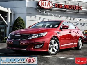 2015 Kia Optima LX - CPO, BLUETOOTH, HEATED SEATS & SIRIUS XM