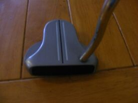 one-time mallet putter