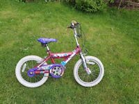Magna girls bicycle from Toys R Us