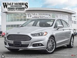 2016 Ford Fusion SE - BLUETOOTH, LEATHER, COMMAND START