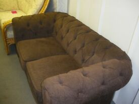 MINI 2-SEAT SOFA at Haven Housing Trust's charity shop
