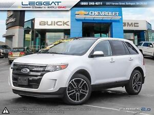 2014 Ford Edge SEL AWD w/ ONLY 67K! *NAV*SUNROOF*LEATHER*HEATED