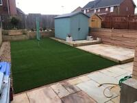 Garden Makeover, Landscape and Design.