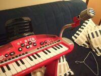 childs keyboard..