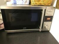 Delonghi microwave used