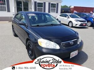 2006 Toyota Corolla CE  !! $4000 ON THE ROAD!!!