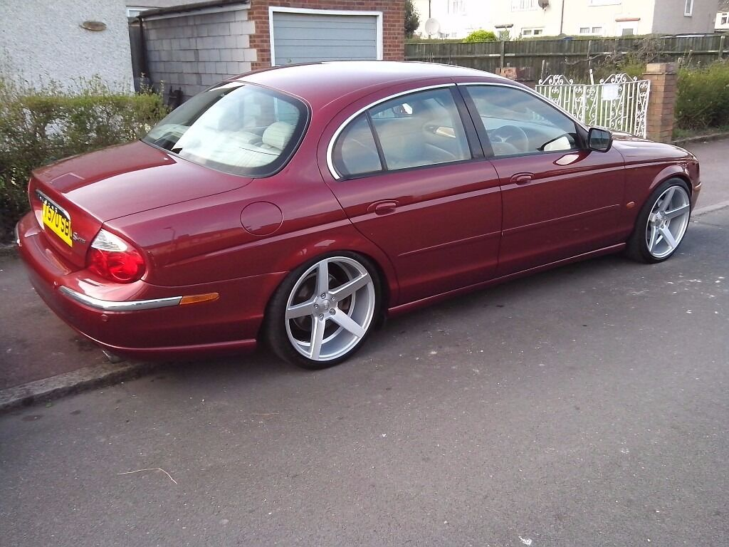 jaguar s type 3 0 v6 auto modified stanced may p x zafira gsi in dagenham london gumtree. Black Bedroom Furniture Sets. Home Design Ideas