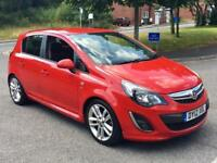 2012 VAUXHALL CORSA 1.4 LIMITED EDITION TOP SPEC IMMACULATE CONDITION 2 KEYS HPI CLEAR 12 MONTHS MOT