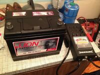 """Car battery Lion 030(70AH,540cca) ready to fit"""""""