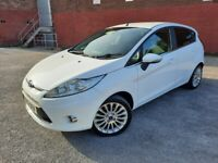 Ford, FIESTA, Hatchback, 2012, Manual, 1399 (cc), 5 doors