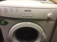 Bush washing machine free delivery