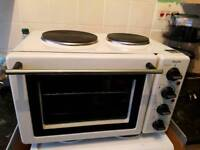 Royal table top cooker with oven